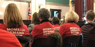 Moms Demand Action at the Statehouse
